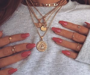 inspiration, nails goals, and girly style image