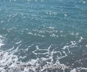 gif, quotes, and water image
