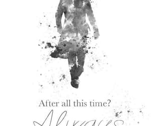 always, potter, and snape image