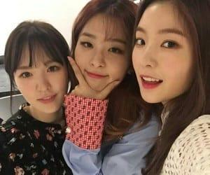korean, wendy, and seulgi image