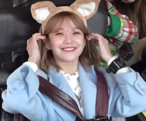 icon and fromis_9 image