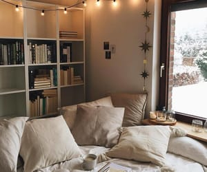 bedroom, cozy, and cute image