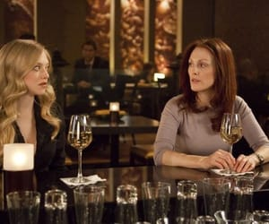 amanda seyfried, chloe, and julianne moore image