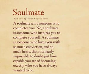 soulmate and twin flame image