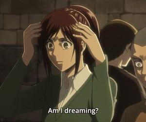 anime, shingeki no kyojin, and sasha braus image