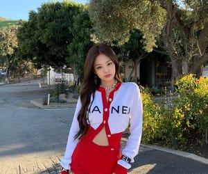 jennie, blackpink, and kpop idol image