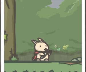 game, lapin, and cute image