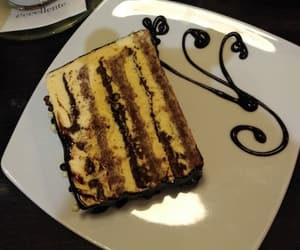 birthday, coffe, and cake image