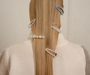 hair, hair clips, and accessori image