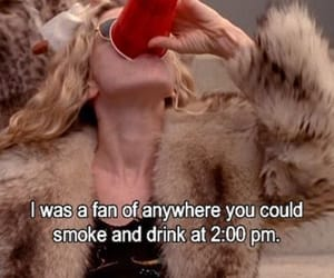 sex and the city, drink, and quotes image