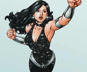 comics, DC, and donna troy image