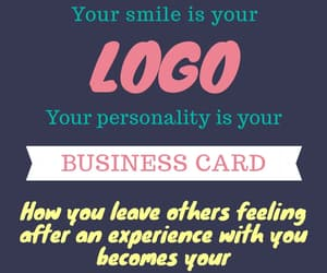 business card, seo, and entrepreneurship image
