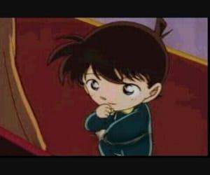 anime, ran, and detective conan image