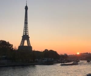 france, tour eiffel, and paris image