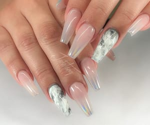 alternative, beauty, and nails image