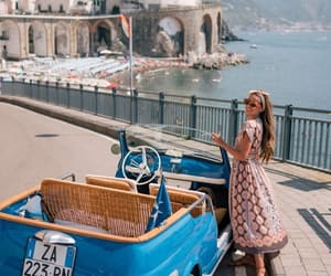 summer, fashion, and italy image
