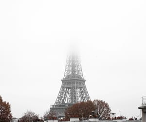 architecture, design, and foggy image