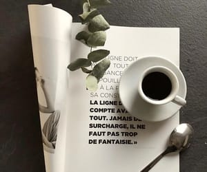 book, cafe, and livre image