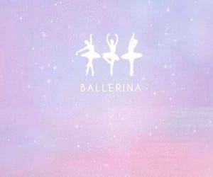 ballerina, danza, and love image