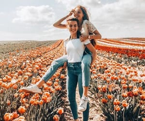 friendship, friends, and girl image