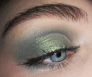 beauty, eye, and eyebrows image