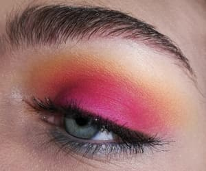 beauty, blend, and eye image