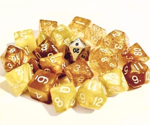 d&d, dice, and dnd image