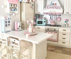 decor, pastel colors, and home image