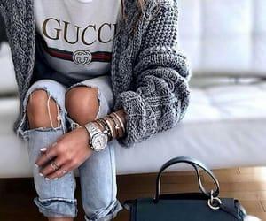 fashionable, gucci, and moda image