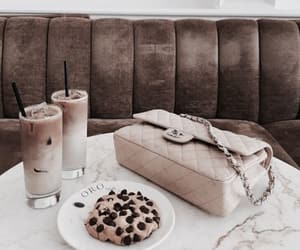 chanel, chocolate, and chocolate chip image