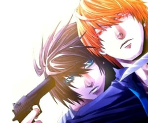 anime, detective, and guy image