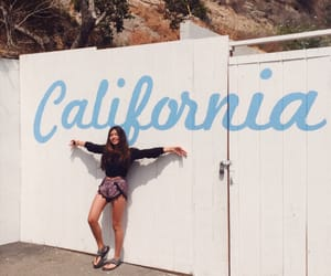 california, santa monica, and brandy melville image