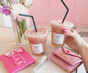 aesthetic, miu miu, and pink image
