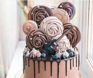 blue, fruit, and happy birthday image