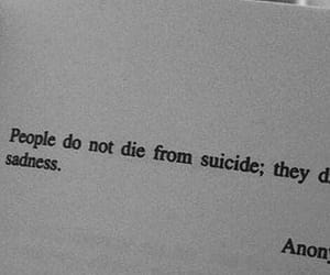sadness, suicide, and people image