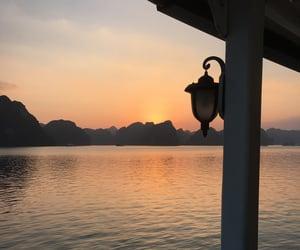 beautiful, ha long bay, and halong bay image
