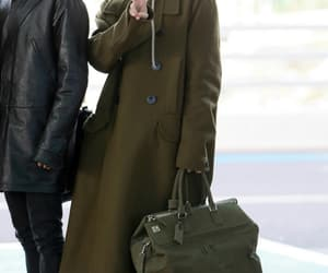 airport, fashion, and jung image