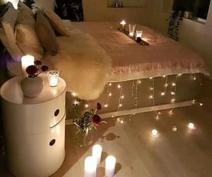 bedgoals, lights, and room inspirations image