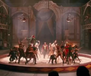 circus, movie, and dance image