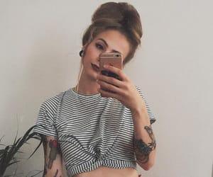 avatar, brune, and beauty image