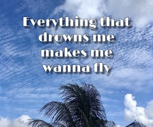 cielo, Lyrics, and ocean image