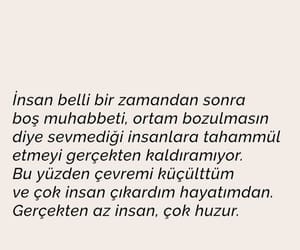 huzur, alıntı, and türkçe sözler image