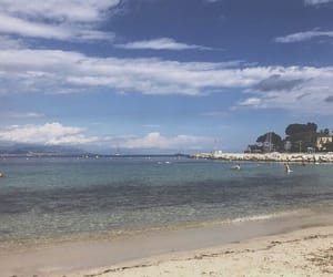 france, nature, and antibes image