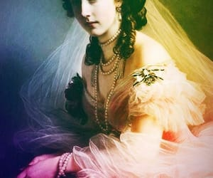 paintings, franz xaver winterhalter, and old paintings image