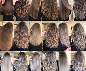 cheveux, chic, and coiffure image