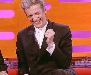 doctor who, smile, and the doctor image