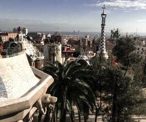 Barcelona, city, and place image