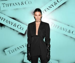 tiffany & co, turquoise, and kendall jenner image