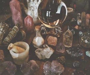 cristal, paganism, and pagan image