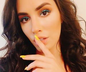makeup, nails, and lali esposito image